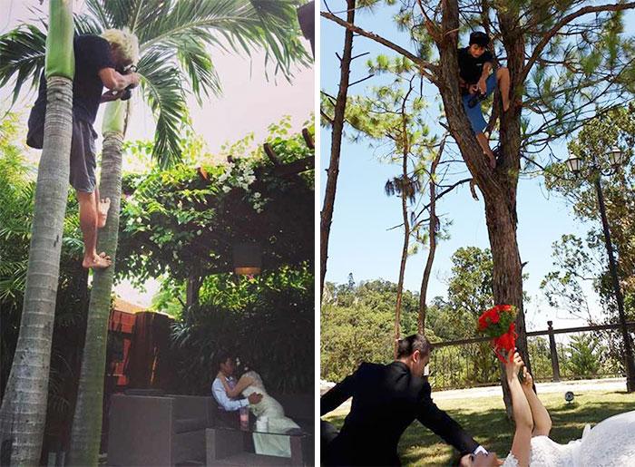 la dura vida de los fotografos de boda 25