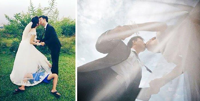 la dura vida de los fotografos de boda 4
