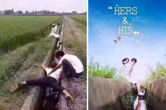la dura vida de los fotografos de boda 6