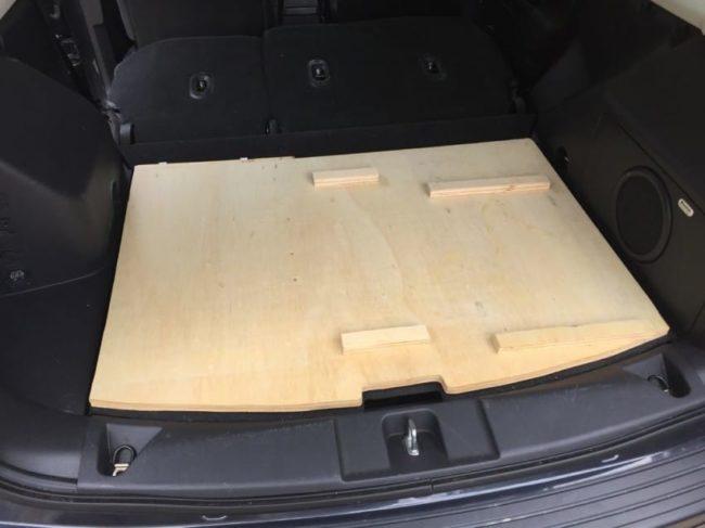 mueble de camping a medida para el coche 2