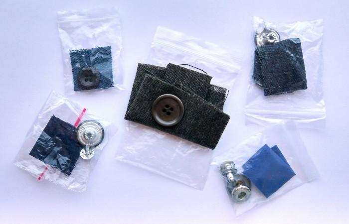 para que sirven los trozos de tela sueltos que trae la ropa nueva 5