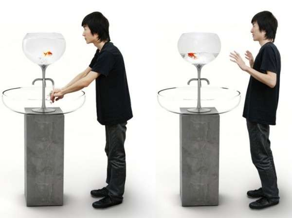 piletas para lavarse las manos de diseño 12