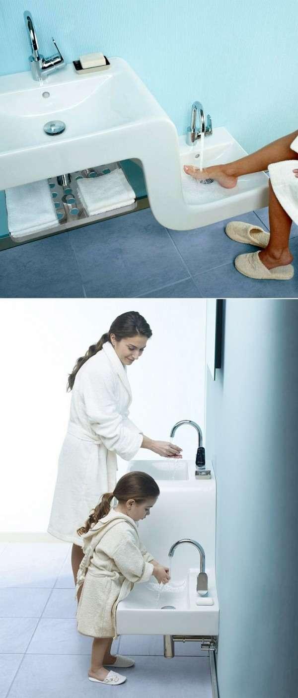 piletas para lavarse las manos de diseño 14