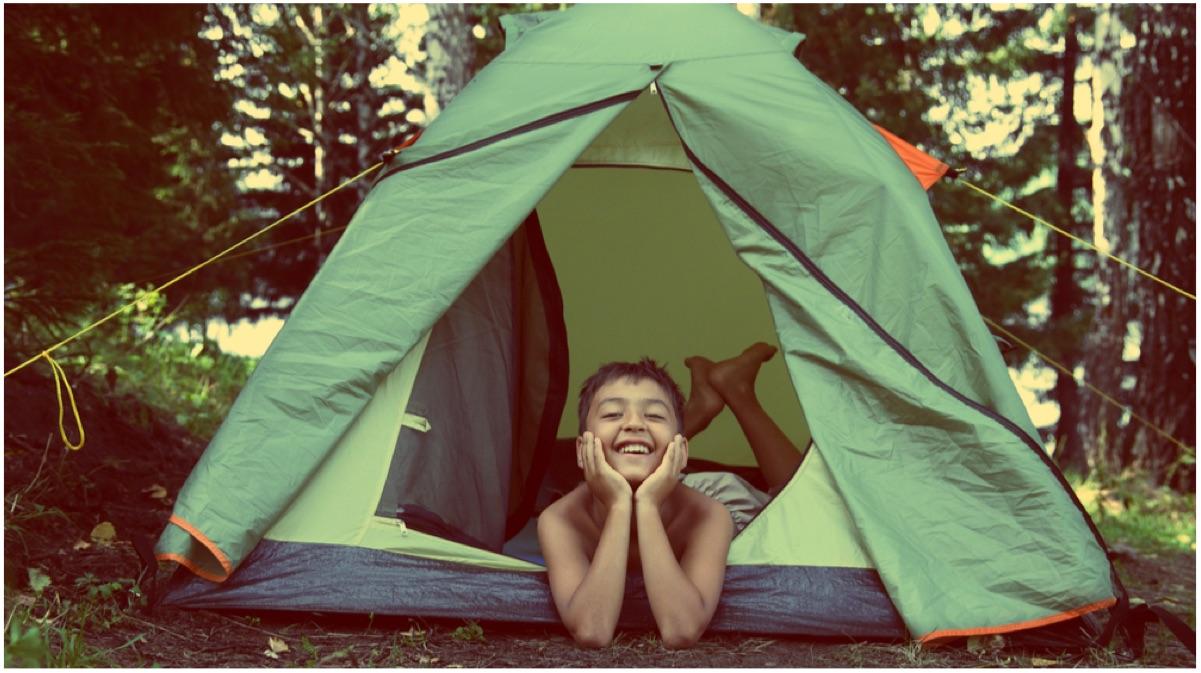 portada campamento