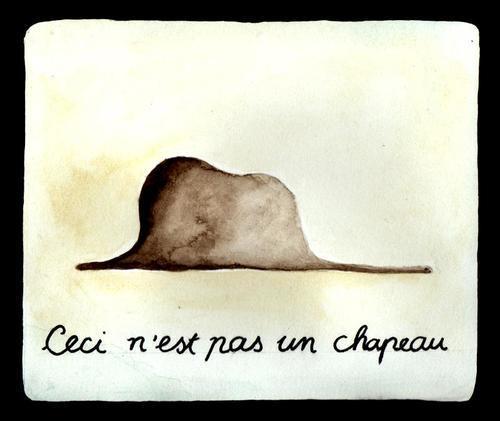 """""""Esto no es un sombrero"""" - Algo que no entenderás si no has leído El Principito"""