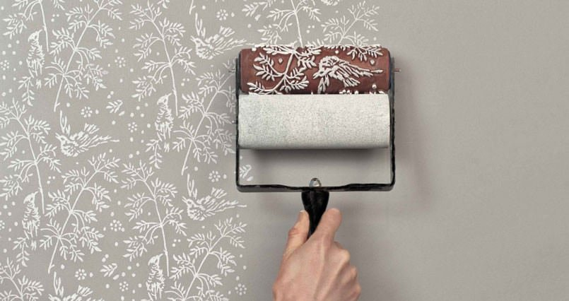 5 ideas originales para decorar las paredes de casa la - Ideas para pintar una pared ...