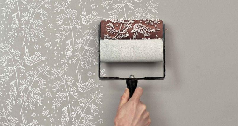 este accesorio puede encontrarse a la venta en tiendas de pinturas o decoracin y tiene un coste razonable bien utilizados estos rodillos pueden decorar