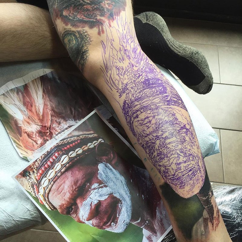 tatuajes hiperrealistas de Steve Butcher (10)