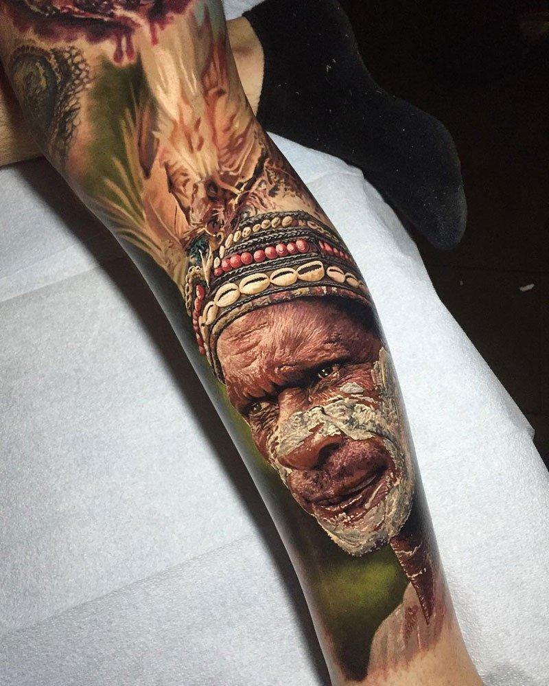 tatuajes hiperrealistas de Steve Butcher (11)