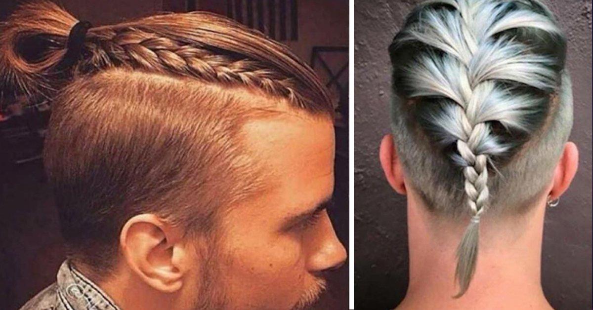 La nueva tendencia en peinados las trenzas para hombres - Peinados de moda para chicos ...