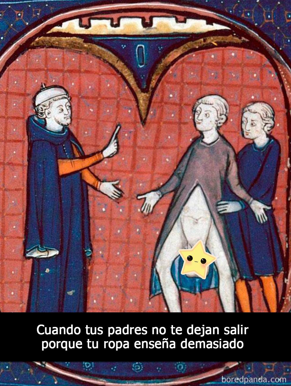 tweets de reacciones medievales que debes ver 18