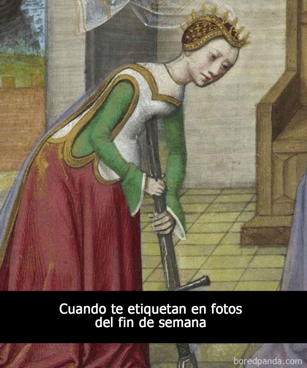 tweets de reacciones medievales que debes ver 3