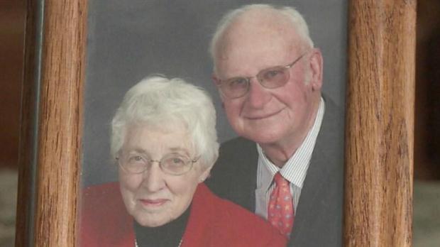 Jeannette y Henry De Lange pasaron 63 años juntos, profesándose amor hasta el final.