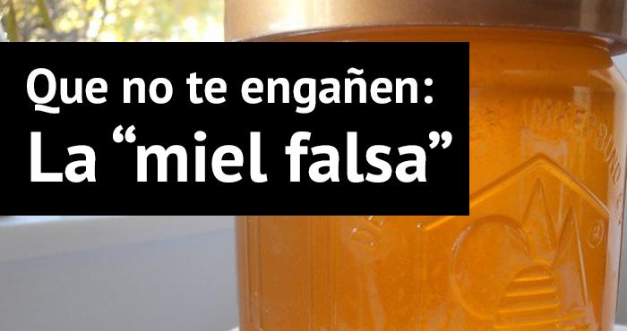miel-falsa