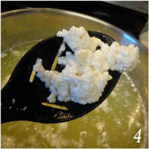 mozzarella en casa 5
