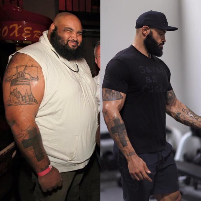 perdida peso andar 2