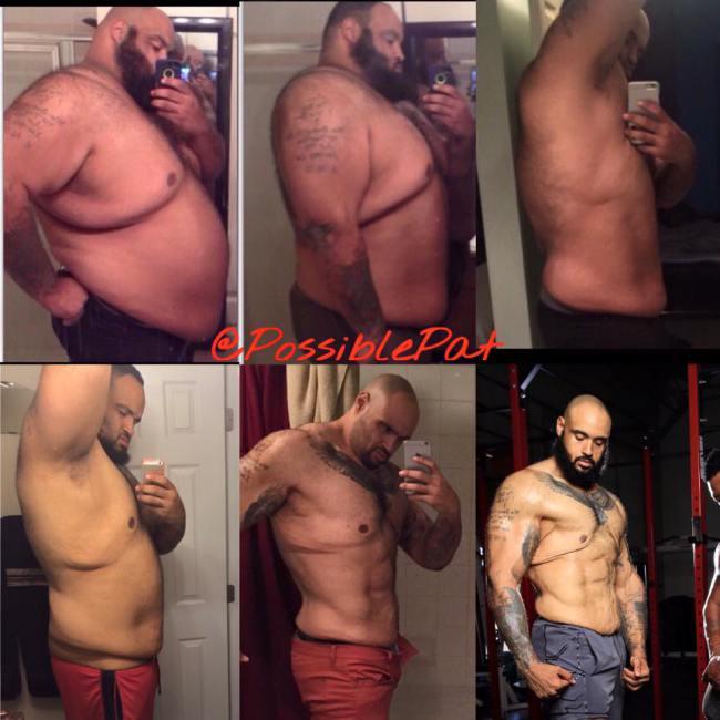 perdida peso andar 3