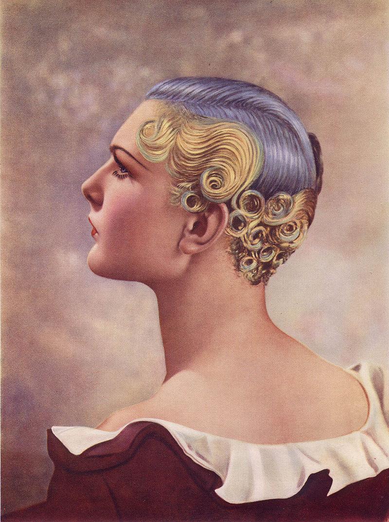 Wikipedia.org - Primer premio peluquería Fashion Show de Londres 1935