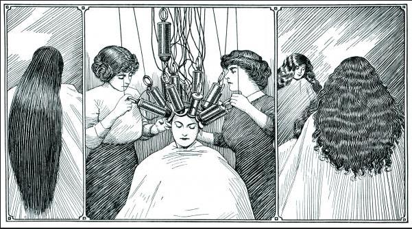 maquina cabello