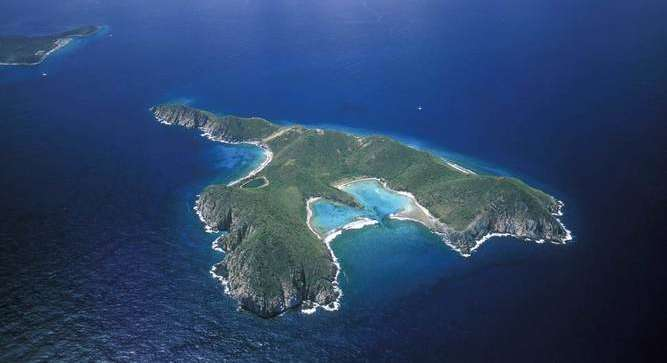 Ginger island 1