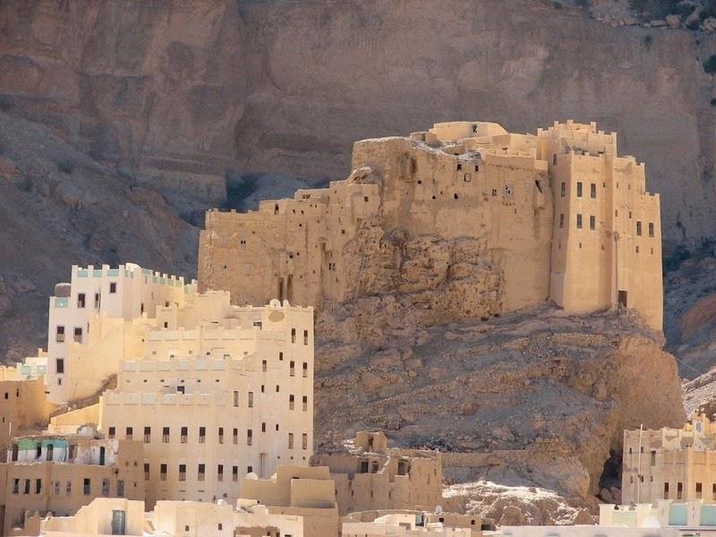 Los pueblos de ladrillo de barro de Wadi Hadramaut y Wadi Dawan (12)