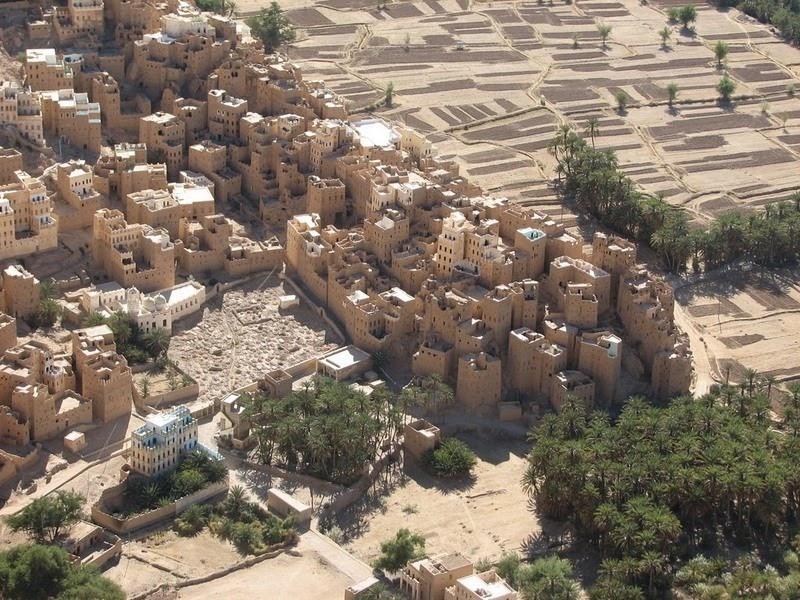 Los pueblos de ladrillo de barro de Wadi Hadramaut y Wadi Dawan (13)