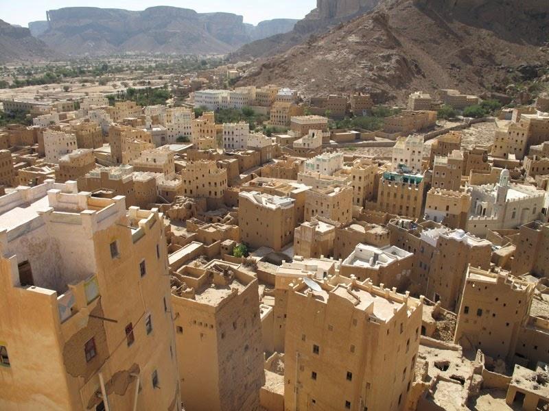 Los pueblos de ladrillo de barro de Wadi Hadramaut y Wadi Dawan (14)