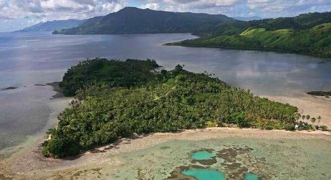 Nukudrau island
