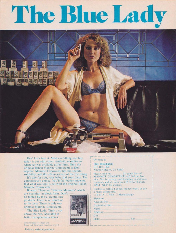 asi anunciaban productos relacionados con la cocaina en las revistas de los años 70 y 80 1