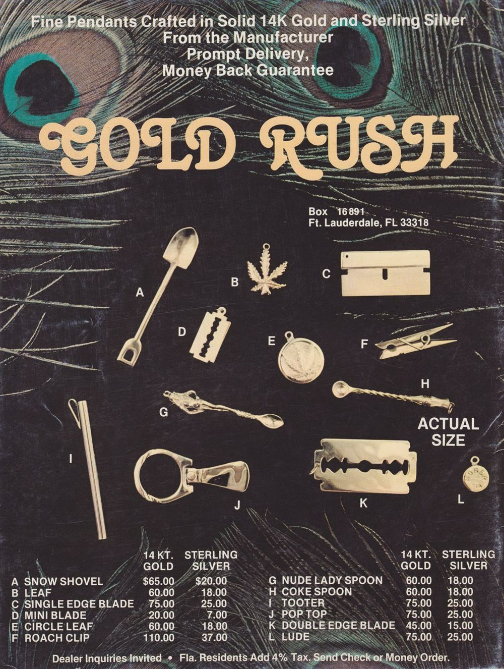 asi anunciaban productos relacionados con la cocaina en las revistas de los años 70 y 80 21
