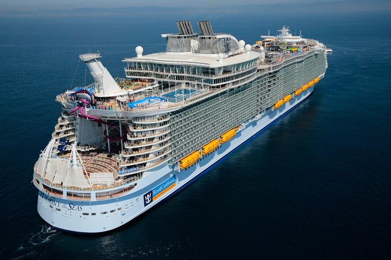 barco mas grande mundo 2
