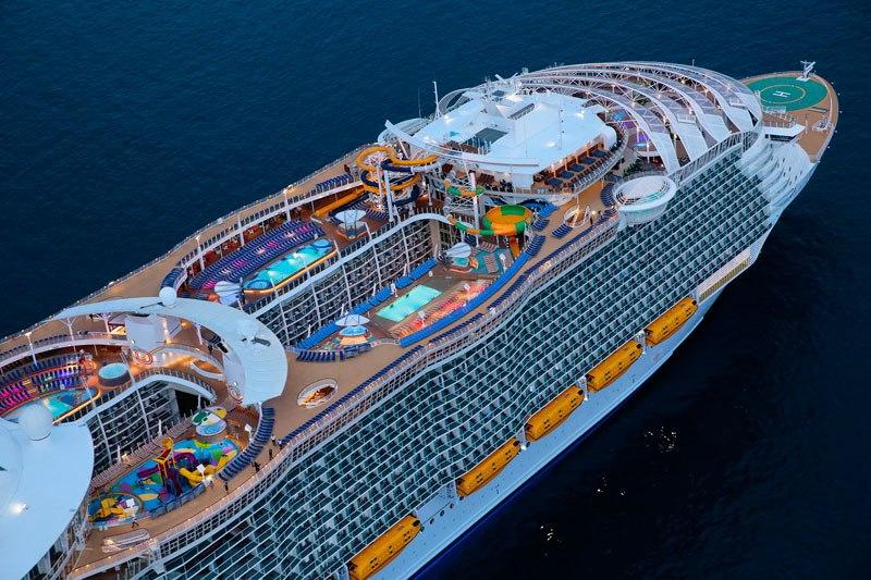 barco mas grande mundo 24