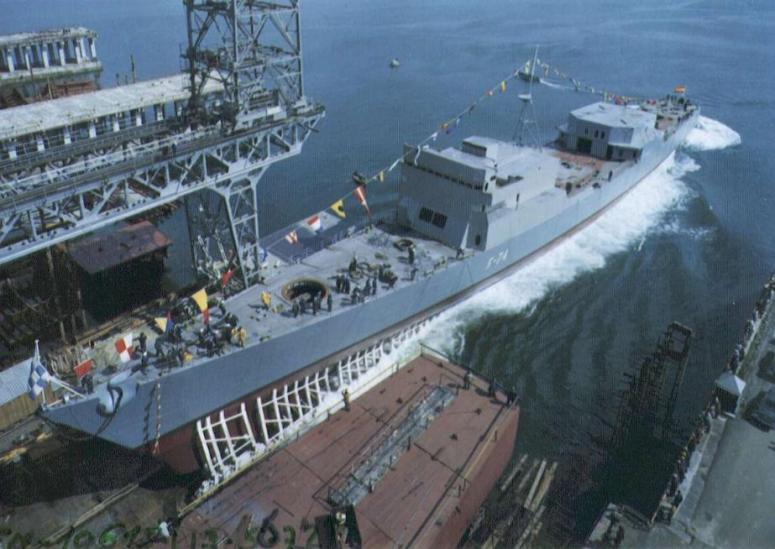 Botadura de un barco por su popa Vía: conbdebarco