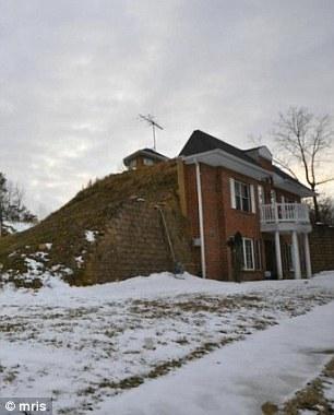 casa enterrada 2