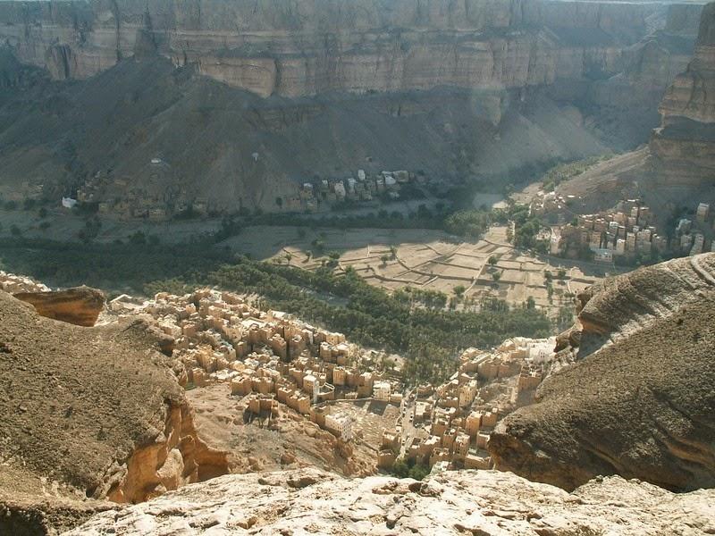 ciudad roca yemen 5