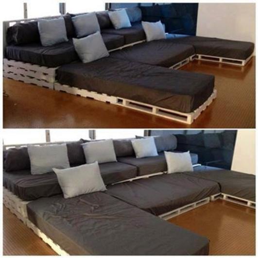 como hacerte uno asientos para tu sala de cine solo con pallets 5