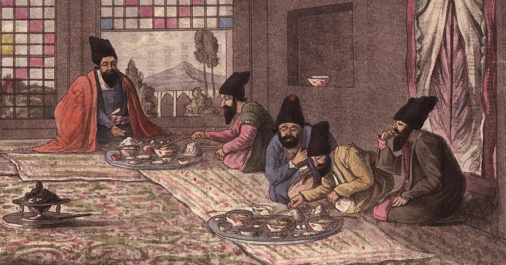 Cómo los persas lograban fabricar toneladas de hielo en mitad del desierto