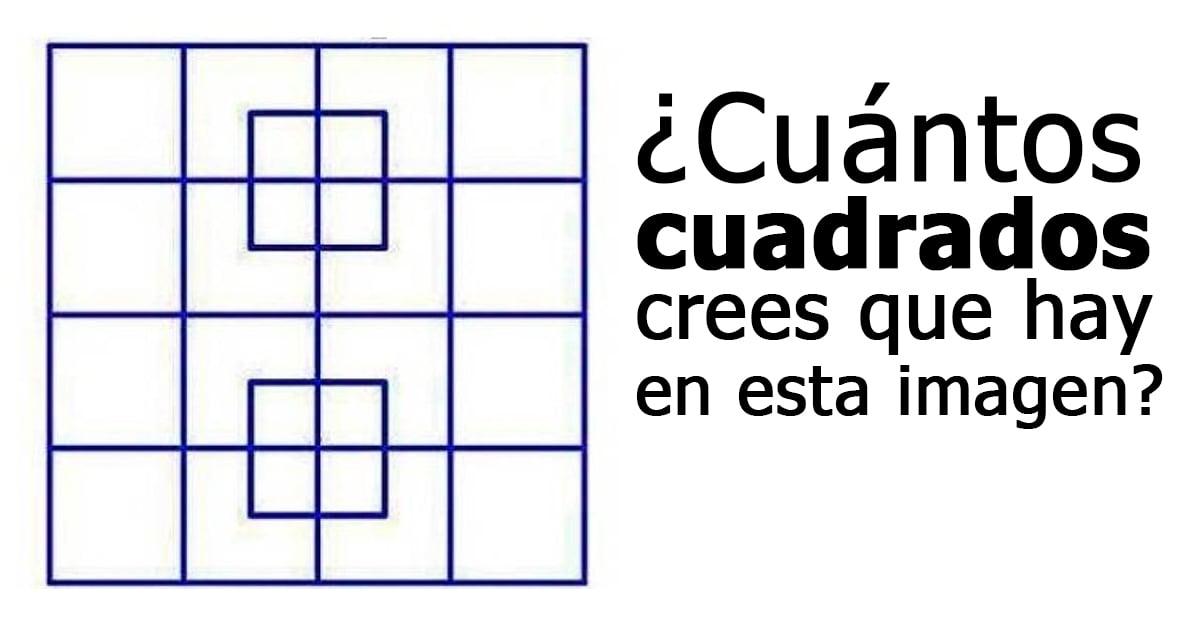 cuantos cuadrados crees qu ehay en esta imagen