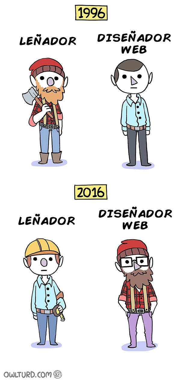 divertidos comics de owlturd y la vida de adulto 2