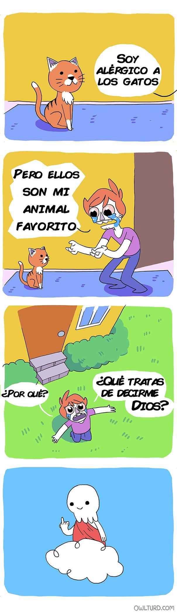 divertidos comics de owlturd y la vida de adulto 9