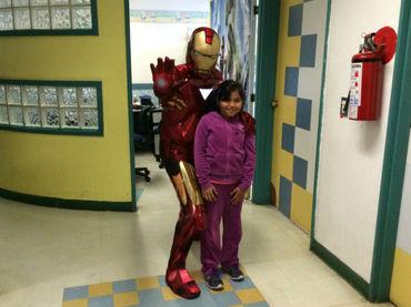 doctor disfraz superheroe 5
