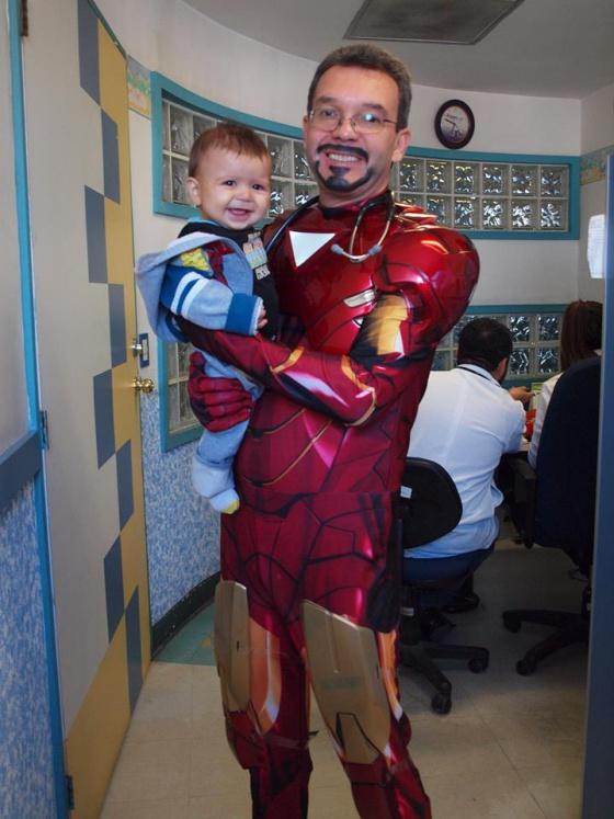 doctor disfraz superheroe 6