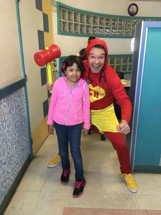doctor disfraz superheroe 8