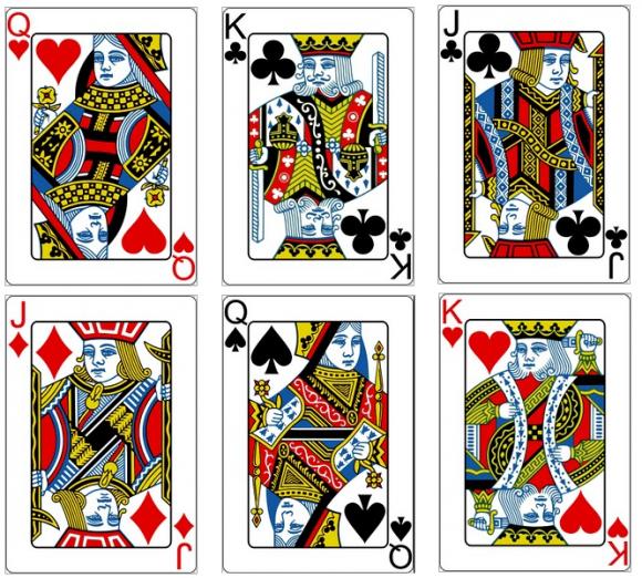 el truco de las cartas 1