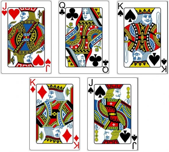 el truco de las cartas 2