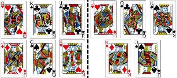 el truco de las cartas 3