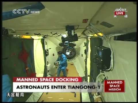 estacion espacial china tiangong caera sobre la tierra 1