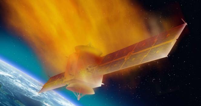 estacion espacial china tiangong caera sobre la tierra 2