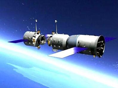 estacion espacial china tiangong caera sobre la tierra 4