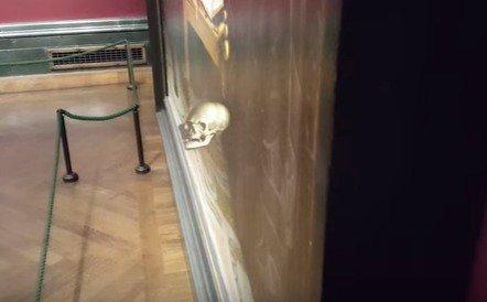 hans-holbein calavera anamorfica